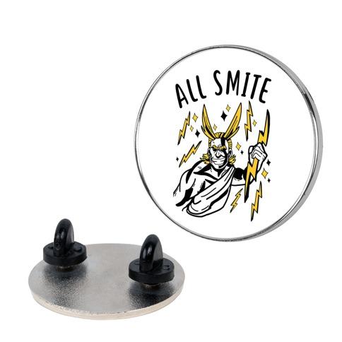 All Smite Pin