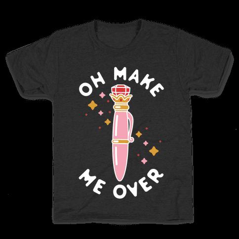 Oh Make Me Over Kids T-Shirt