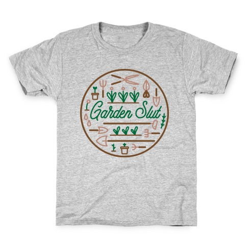 Garden Slut Kids T-Shirt