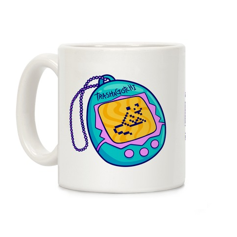 Trashagotchi (Opossum) Coffee Mug