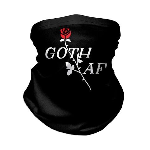Goth AF Neck Gaiter
