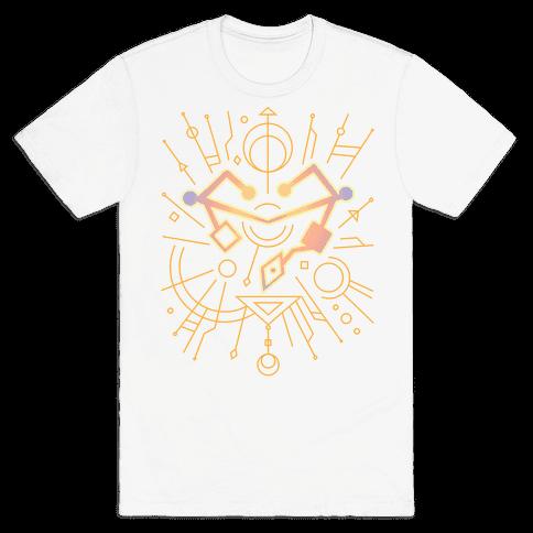 Heart of Etheria Fail Safe Emblem  Mens/Unisex T-Shirt