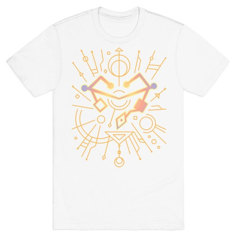 Heart of Etheria Fail Safe Emblem T-Shirt