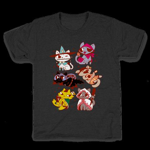 Warrior Cats Kids T-Shirt