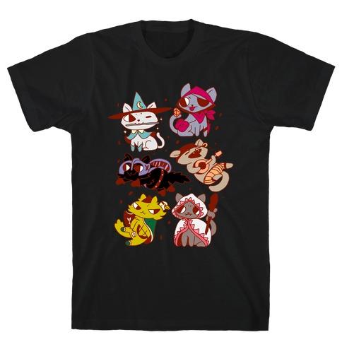 Warrior Cats T-Shirt
