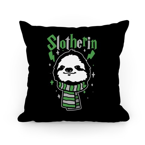 Slotherin Pillow