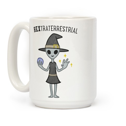HEXtraterrestrial Coffee Mug