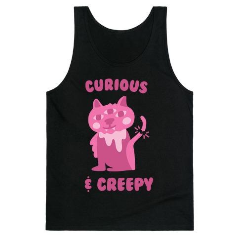 Curious & Creepy Tank Top