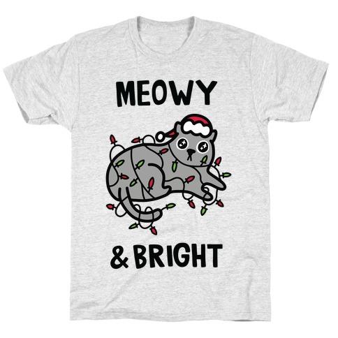 Meowy & Bright T-Shirt