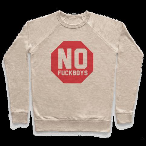 No F***boys Pullover