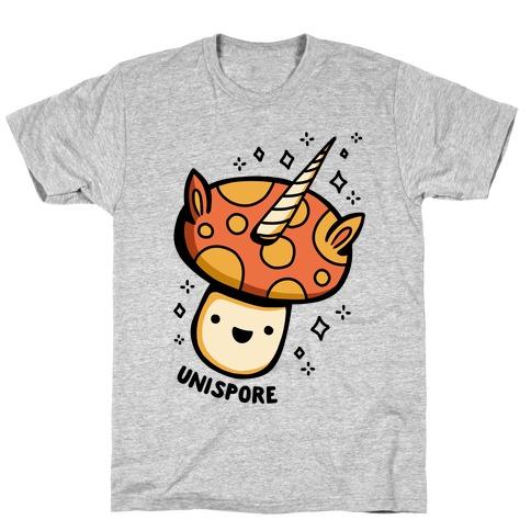 Unispore Unicorn Mushroom T-Shirt
