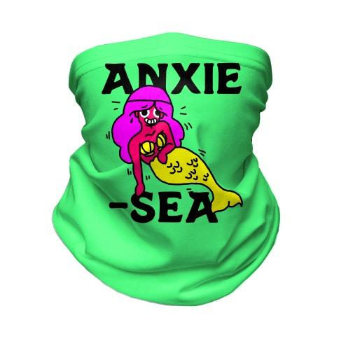 Anxie-Sea Neck Gaiter