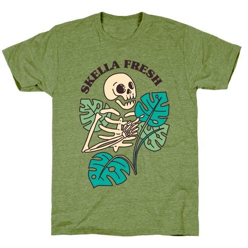 Skella Fresh Plants T-Shirt