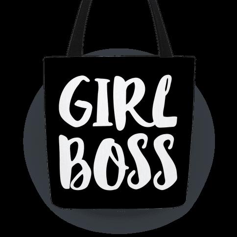 Girl Boss Tote