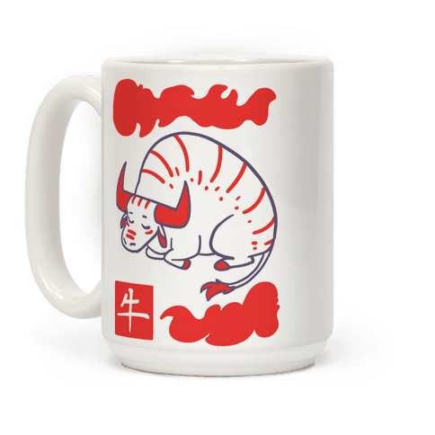 Ox - Chinese Zodiac Coffee Mug