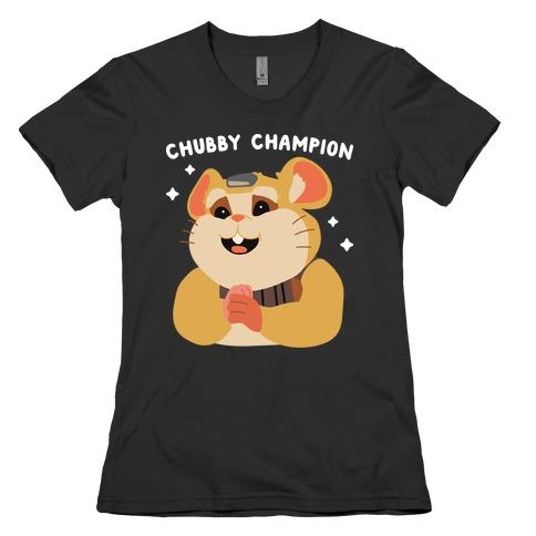 Chubby Champion Hammond Womens T-Shirt