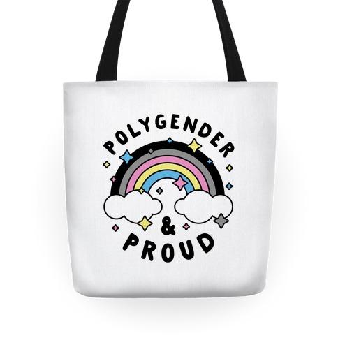 Polygender And Proud Tote