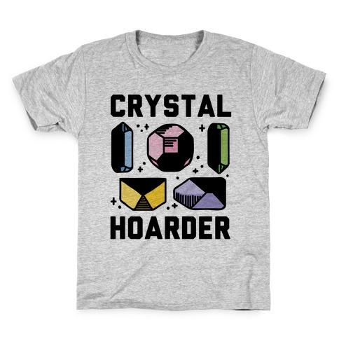 Crystal Hoarder Kids T-Shirt