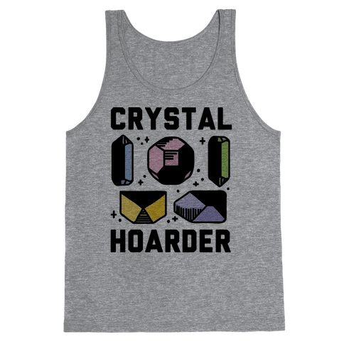 Crystal Hoarder Tank Top