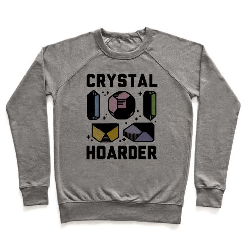 Crystal Hoarder Pullover