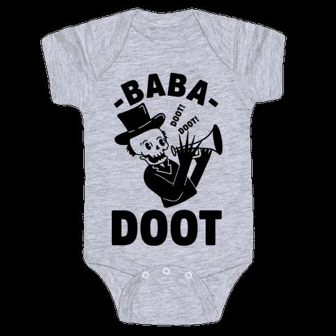 Baba Doot Baby Onesy