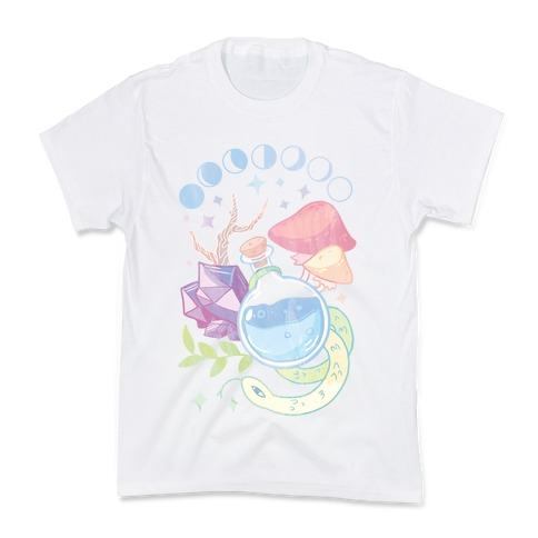 Witchy Pastel Things Kids T-Shirt