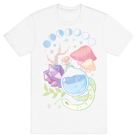 Witchy Pastel Things T-Shirt