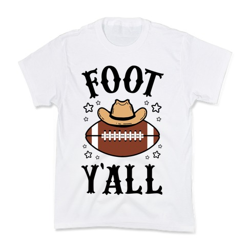 Footy'all Kids T-Shirt