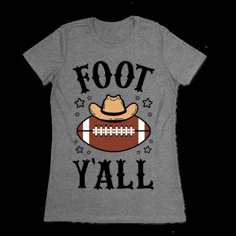 Footy'all Womens T-Shirt