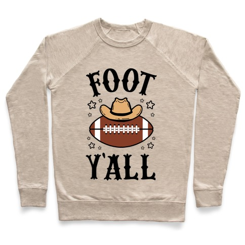 Footy'all Pullover