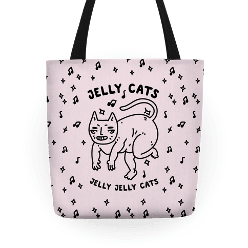 Jelly Cats Tote