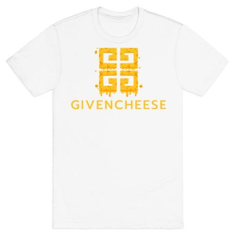 Givencheese Parody T-Shirt