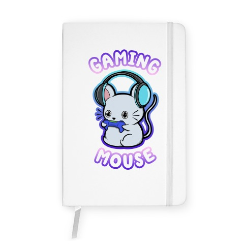 Gaming Mouse Notebook