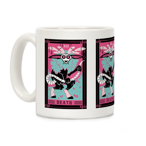 Creepy Cute Tarots: Death Coffee Mug