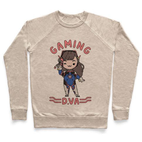 Gaming D.Va Pullover