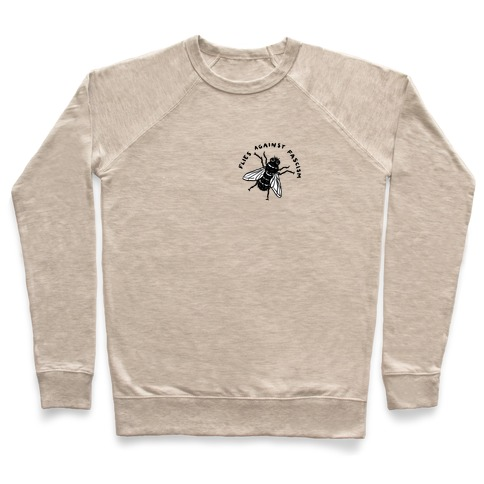 Flies Against Fascism Pullover