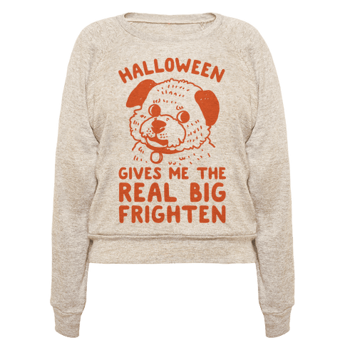 Halloween Gives Me The Real Big Frighten