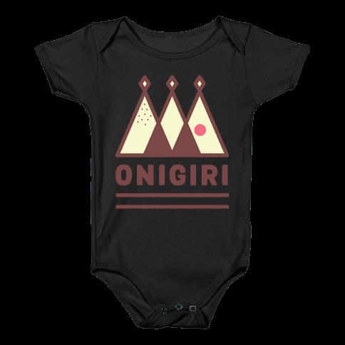 Onigiri Sale Fruits Basket Baby Onesy