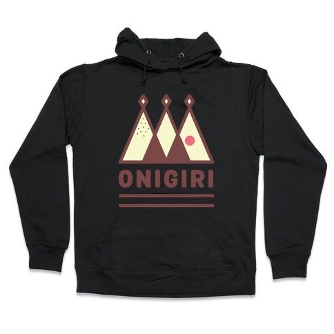 Onigiri Sale Fruits Basket Hooded Sweatshirt