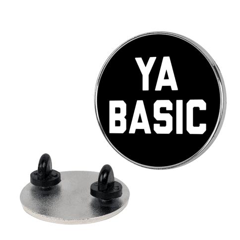 YA BASIC pin