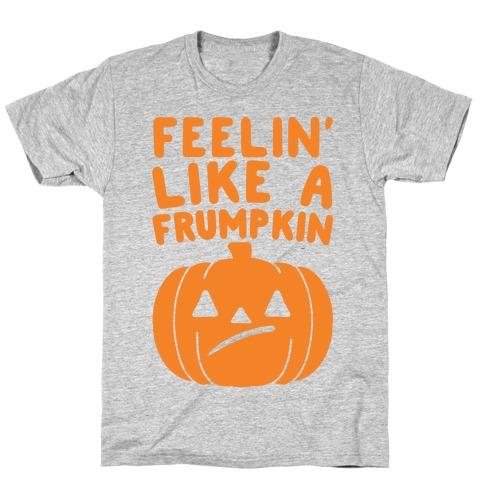 Feelin' Like A Frumpkin  Mens T-Shirt