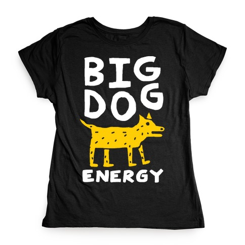 big dog t shirts