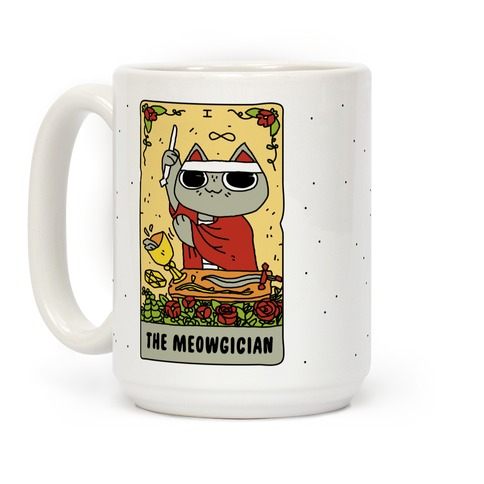 The Meowgician Coffee Mug