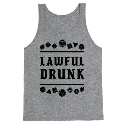 Lawful Drunk Tank Top