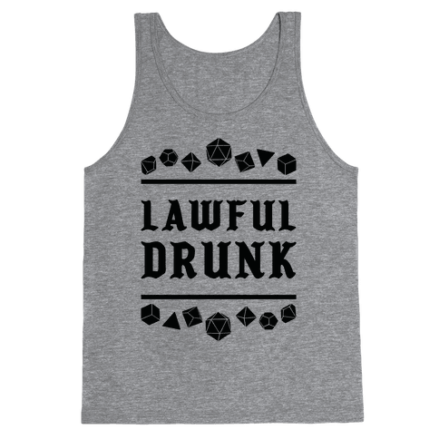 Lawful Drunk Tank Top