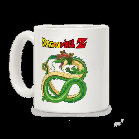 Dragon Y'all Z Coffee Mug