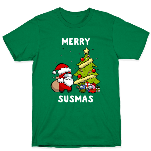 Merry Susmas Mens/Unisex T-Shirt