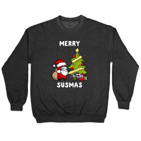 Merry Susmas Pullover