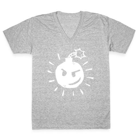 Sex Bob-omb V-Neck Tee Shirt