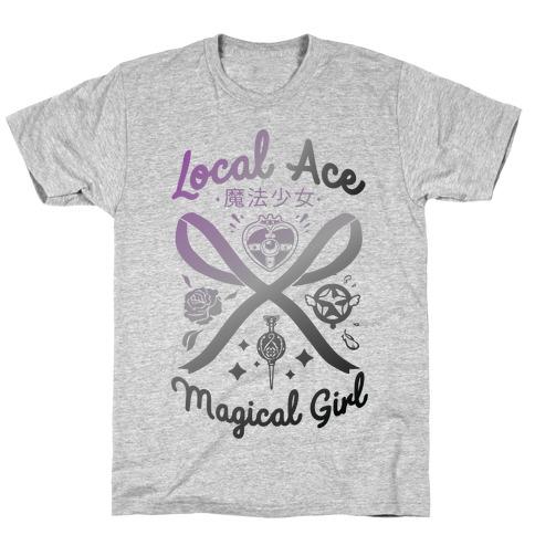 Local Ace Magical Girl T-Shirt